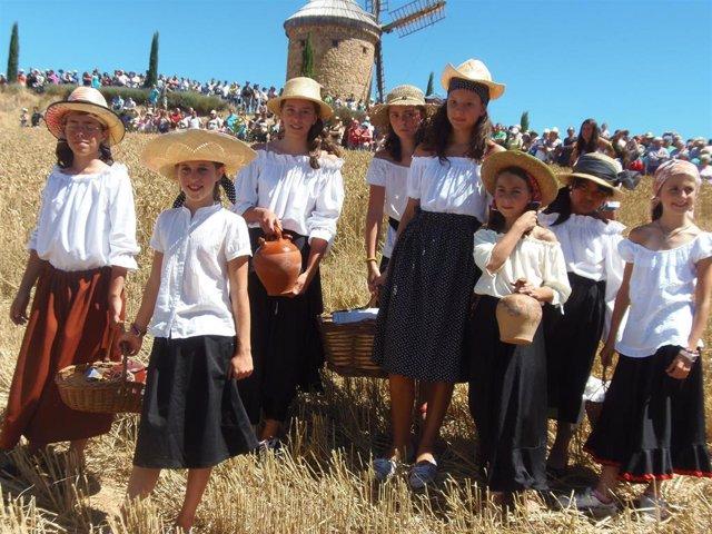 Fiesta de la Molienda de Ocón en La Rioja