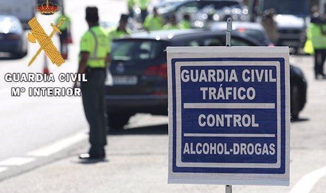 Imagen control de tráfico
