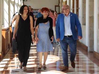 """Maite Ferreiro (BNG) destaca la disolución de Suplusa como """"primer paso"""" para vaciar de contenido la Diputación de Lugo"""