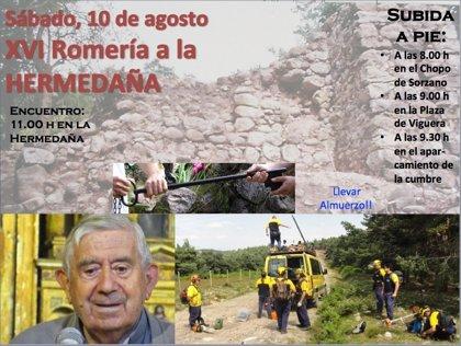 Los trabajadores del Retén de Medio Ambiente recibirán la Llave de la Hermedaña