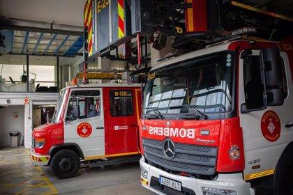 Detenido el presunto responsable del incendio en un cajero de La Rambla de Barcelona