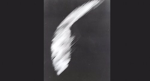 Primera imagen de la Tierra tomada desde un satélite en el espacio