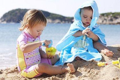 Consejos para la salud de la piel infantil en verano