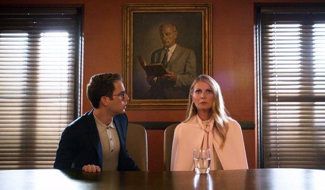 Fotograma de la serie The Politician