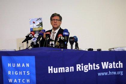 HRW advierte de que 300.000 civiles están en peligro por enfrentamientos entre grupos armados en el noreste de Colombia
