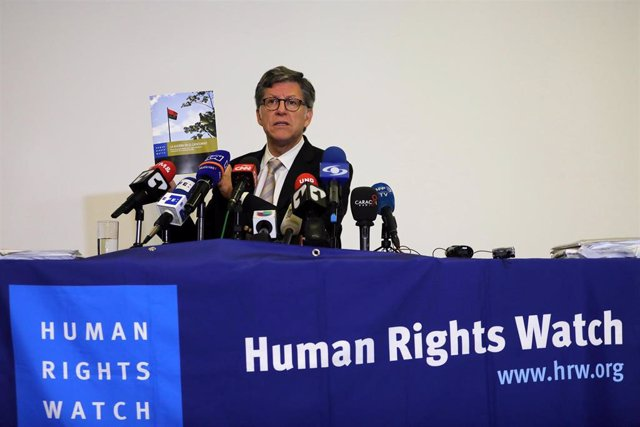 Jose Miguel Vivanco, director de Human Rights Watch para las Américas