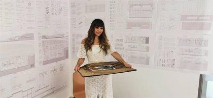 Alumna de Arquitectura UPCT proyecta en el Puerto de la Cadena un centro de enfermedades neuromusculares único en España