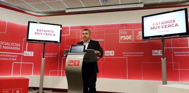 Santos Cerdán (PSOE)