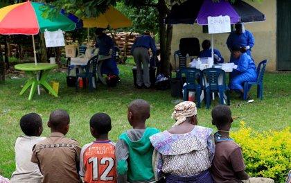 República Democrática del Congo utiliza por primera vez drones para el envío de vacunas y medicinas