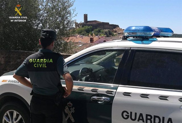 Foto de archivo de la Guardia Civil