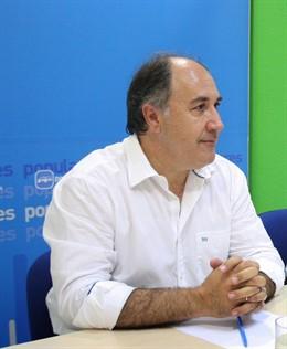 El Alcalde De Algeciras, José Ignacio Landaluce (PP)