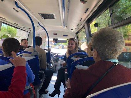 Los usuarios de transporte urbano por autobús en Galicia se reducen un 1,1% en junio respecto al año anterior