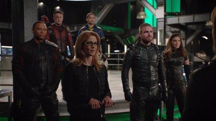 Arrow pierde a otro de sus protagonistas en 8ª y última temporada