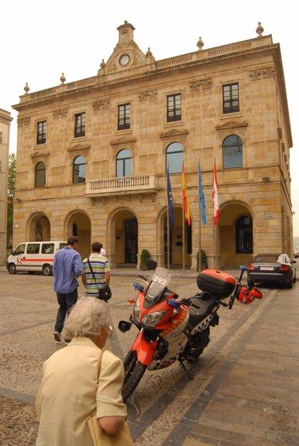 Un conductor de un patinete, multado en Gijón tras superar la tasa de alcohol permitida