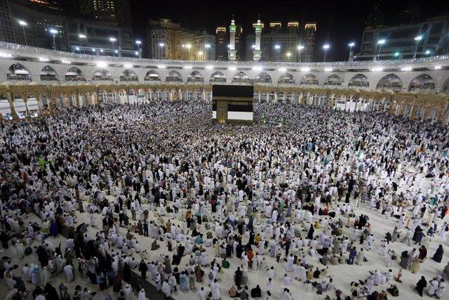 La Meca, 7 de agosto de 2019