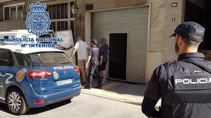 Descubren y detienen a un prófugo italiano en un operativo antidroga en Benidorm (Alicante)
