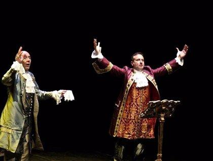 El FIS estrena 'Yo, Farinelli', que reivindica uno de los grandes referentes de la cultura europea