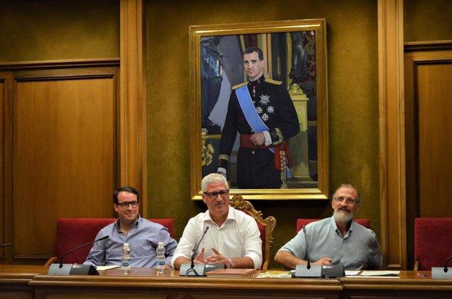 Ismael Torres preside la nueva junta general