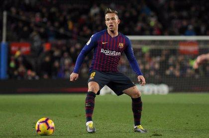 """Arthur: """"Me gustaría que Neymar viniera al Barça"""""""