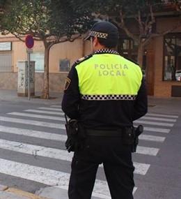 Agente Policía Local