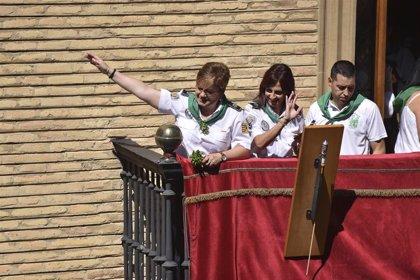 Huesca inicia con normalidad sus fiestas patronales en honor a San Lorenzo