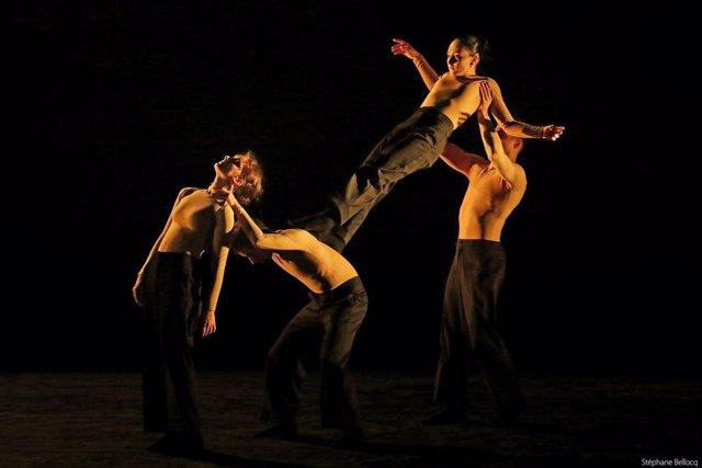 Las compañías Illicite Bayonne, Evgeni Melentiev y José Agudo, este sábado en 'Danzad, danzad, malditos¡