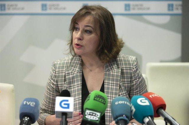 Secretaria xeral de Igualdade, Susana López Abella