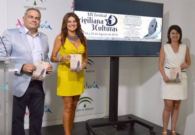 A delegada territorial de Turismo, Justicia, Regeneración y Administración Local , Nuria Rodríguez