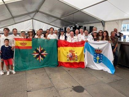 El 'Bribon 500 Movistar' del Rey Juan Carlos, campeón mundial de 6 Metros
