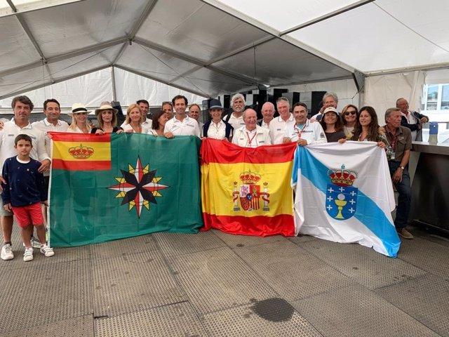 El 'Bribon 500 Movistar' del Rey Juan Carlos revalida el título de campeón del mundo de 6 Metros en Finlandia