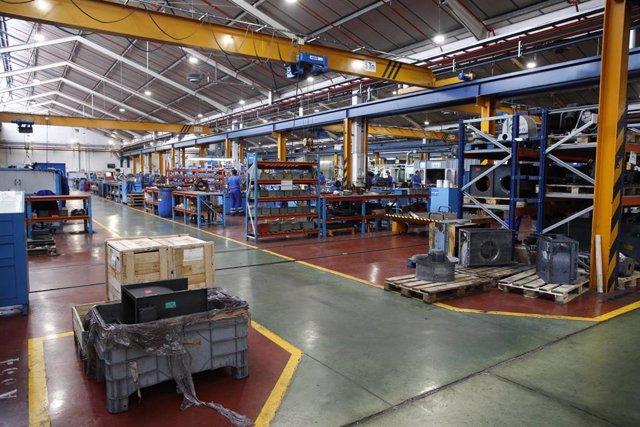 Imagen de recursos de las instalaciones del Centro de Control de Metro de Madrid.