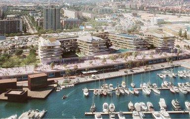 El preu d'hotels i oficines a Barcelona es dispara un 30% en 4 anys (EUROPA PRESS - Archivo)