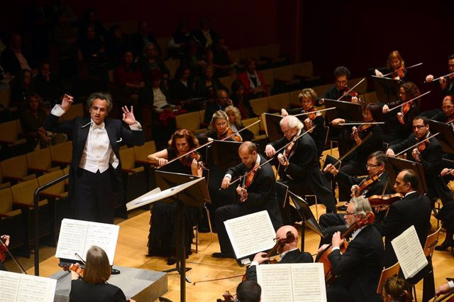 Orquesta Filarmónica de Gran Canaria (foto de archivo)