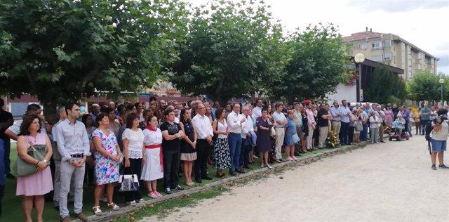 Homenaje a Francisco Casanova, víctima de ETA