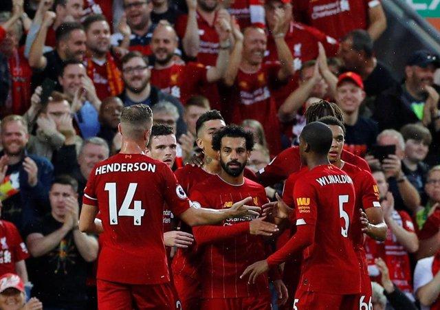 El Liverpool solventa en media hora su estreno ante el Norwich