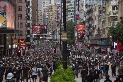 EEUU insta a China a dejar de publicar información confidencial sobre uno de sus diplomáticos en Hong Kong