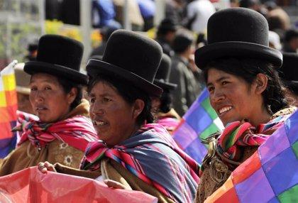 El Gobierno de Bolivia plantea que se trate la violencia contra la mujer como un delito de lesa humanidad