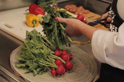 Comer más vegetales = mejor salud del corazón y menor riesgo de muerte