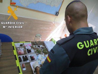 Detenidas dos personas por tráfico de drogas que se dirigían al festival Dreambeach (Almería)