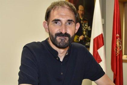 Rafael Huarte, nuevo presidente de Cruz Roja Navarra