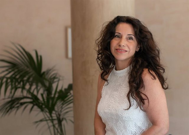 La consejera de Igualdad, Políticas Sociales y Conciliación, Rocío Ruiz, en la entrevista con Europa Press.