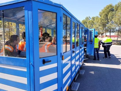 Cerca de 5.500 personas han visitado el centro de tratamiento de residuos de Cañada Hermosa en el curso 2018/2019