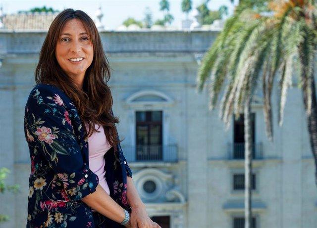 Loles Lopez, secretaria general del PP-A