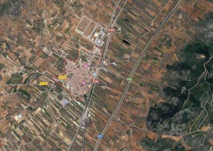 Heridos dos niños y un hombre en un accidente de tráfico en Alcalá de Xivert (Castellón)