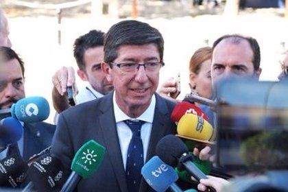 """Marín pide a Sánchez que """"salga de Doñana"""" y asuma su """"responsabilidad"""" de poner en marcha un gobierno"""