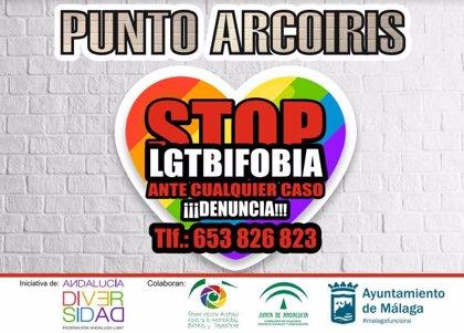La Feria de Málaga contará con un punto arcoíris para denunciar casos de homofobia durante estos días
