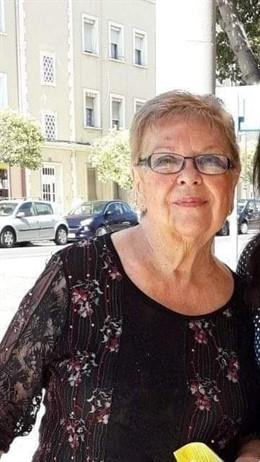 Mujer desaparecida en el Puerto de Sagunto