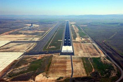 CRIA hace nuevas actuaciones en el Aeropuerto de Ciudad Real de cara al proceso de verificación
