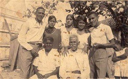 Uno de los descendientes del cantante Antonio Machín busca a sus familiares en Galicia