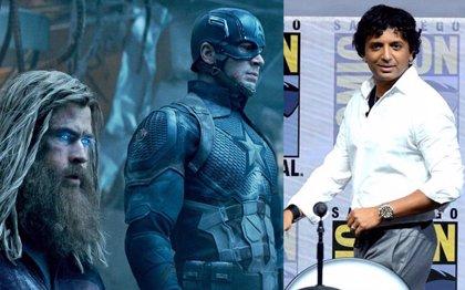¿Dirigirá M. Night Shyamalan una película en la Fase 4 de Marvel?